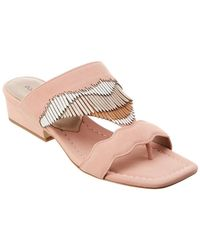 1a646422f5f5 Lyst - Women s Donald J Pliner Low and mid heels On Sale