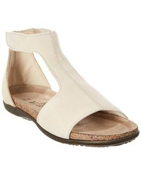 Naot - Nala Leather Sandal - Lyst