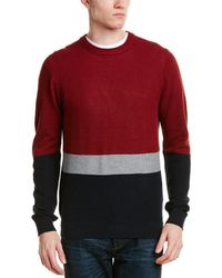 Ben Sherman - Crew Neck Sweater - Lyst