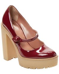 RED Valentino - Mary Jane Valentino Pump - Lyst