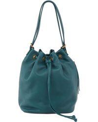 Hobo - Brandish Leather Bucket Backpack - Lyst
