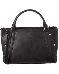 Perlina - Nolly Leather Satchel - Lyst