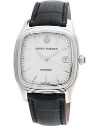 David Yurman - David Yurman Men's Thoroughbred Watch - Lyst
