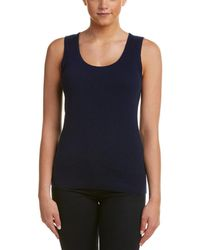 Forte - Cashmere Tank - Lyst