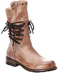 Bed Stu - Fen Leather Bootie - Lyst