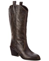 Donald J Pliner Riot Leather Boot