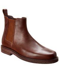 Donald J Pliner - Len Desert Calf Leather Boot - Lyst