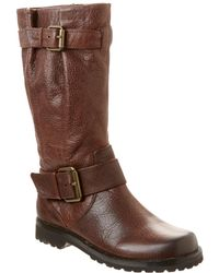 Gentle Souls - Buckled Up Leather Boot - Lyst