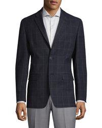 Tommy Hilfiger - Gene Model Grid Sportcoat - Lyst