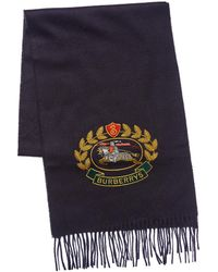 Burberry - Archive Logo Classic Cashmere Scarf - Lyst