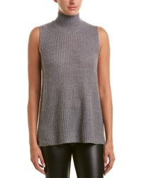 French Connection - Mathilde Crossback Mohair & Wool-blend Sweater - Lyst