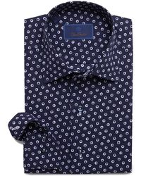 David Donahue - Dress Shirt - Lyst
