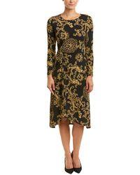 Donna Morgan - Midi Dress - Lyst