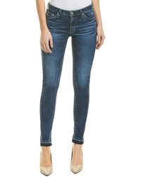 AG Jeans - The Legging 10 Years Heirloom Super Skinny Ankle Cut - Lyst