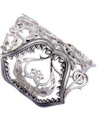 Stephen Webster - Silver & Rhodium Bracelet - Lyst