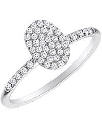 Meira T - 14k 0.20 Ct. Tw. Diamond Ring - Lyst
