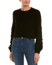 Etienne Marcel - Cropped Sweater - Lyst