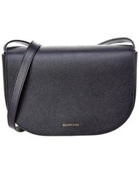 Balenciaga - Ville Small Aj Leather Shoulder Bag - Lyst