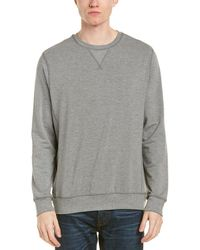 Surfside Supply - Co. Brushback Crew Sweater - Lyst