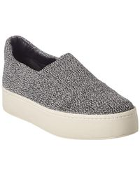 Vince - Walsh Knit Slip-on Trainer - Lyst