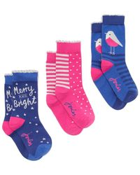 Joules - Novelty Socks - Lyst