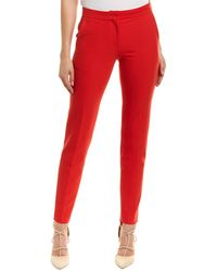 Maje - Solid Pant - Lyst