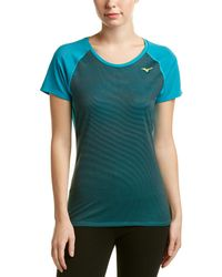 Mizuno - Discover T-shirt - Lyst