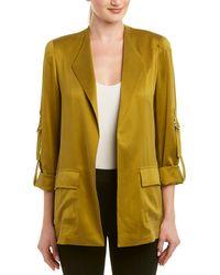 Lafayette 148 New York - Halden Silk Jacket - Lyst