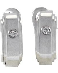Chimento - 18k Diamond Earrings - Lyst