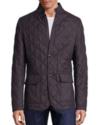 Michael Kors - Rain System Quilted Jacket - Lyst