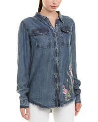 Tolani - Embroidered Harlow Top - Lyst