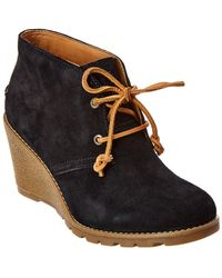 Sperry Top-Sider - Celeste Prow Suede Bootie - Lyst