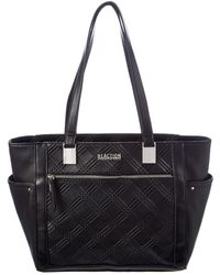 Kenneth Cole Reaction - Embossed Kay Tote - Lyst