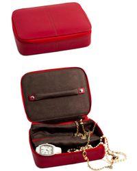 Bey-berk - 7in Red Jewellery Box - Lyst