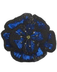 Forest Of Chintz - Midnight Bloom Brooch - Lyst