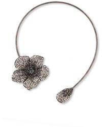 Forest Of Chintz | Jewelled American Beauty Necklace | Lyst