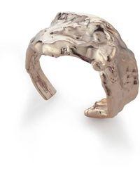 Noritamy - Baru Rose Gold Cuff Bracelet - Lyst