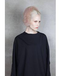 Onar - Magda Fur Headband - Almond - Lyst