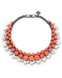 Ellen Conde - Colette Coral Necklace - Lyst