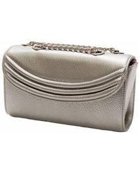 Lauren Cecchi New York | Sorella Leather Shoulder Bag | Lyst