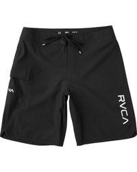 """RVCA - Eastern 20"""" Boardshorts - Lyst"""