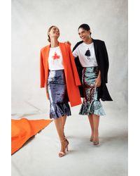 Sachin & Babi - Pre-order: Talullah Skirt - Midnight - Lyst