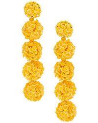 Sachin & Babi - Fleur Bouquet - Goldenrod - Lyst