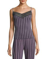Saks Fifth Avenue - Lori Striped Camisole - Lyst