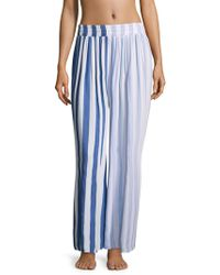 Mara Hoffman | Layla Multistripe Skirt | Lyst