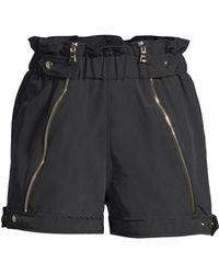 RTA Louie Zipper Shorts