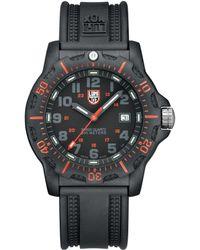 Luminox - Black Ops Pc Carbon Watch - Lyst