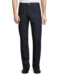 Peter Millar | Crown Washed Slim-fit Jeans | Lyst