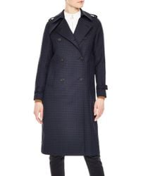 Sandro - Wave 1 Rosale Trench Coat - Lyst