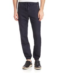 Timo Weiland - Dushane Cotton Sweatpants - Lyst